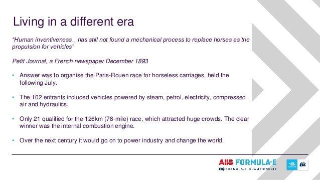Formula E Holdings - Niall Treacy Slide 3