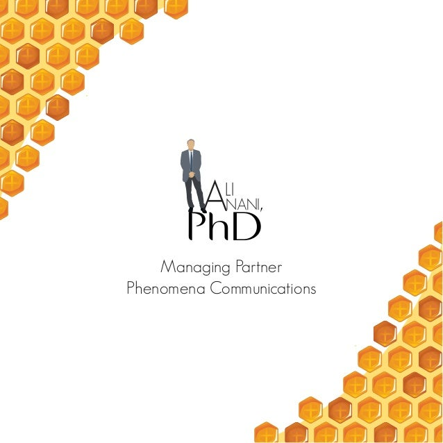 Managing Partner Phenomena Communications
