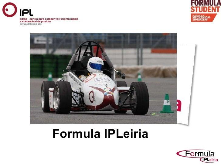 Formula IPLeiria