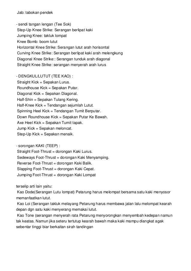 resep main-main Taruhan Muay Thai Sbobet Online slideshare - 웹