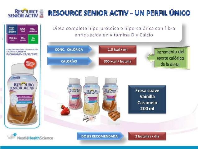 Con 2 botellas, aportamos:        40g Proteínas  disminuyen pérdida muscular+    1000 UI Vitamina D  facilita la absorci...