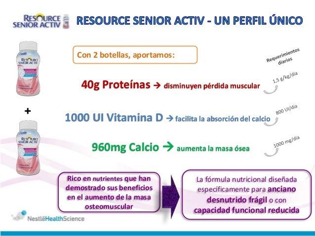 Formula nutricional