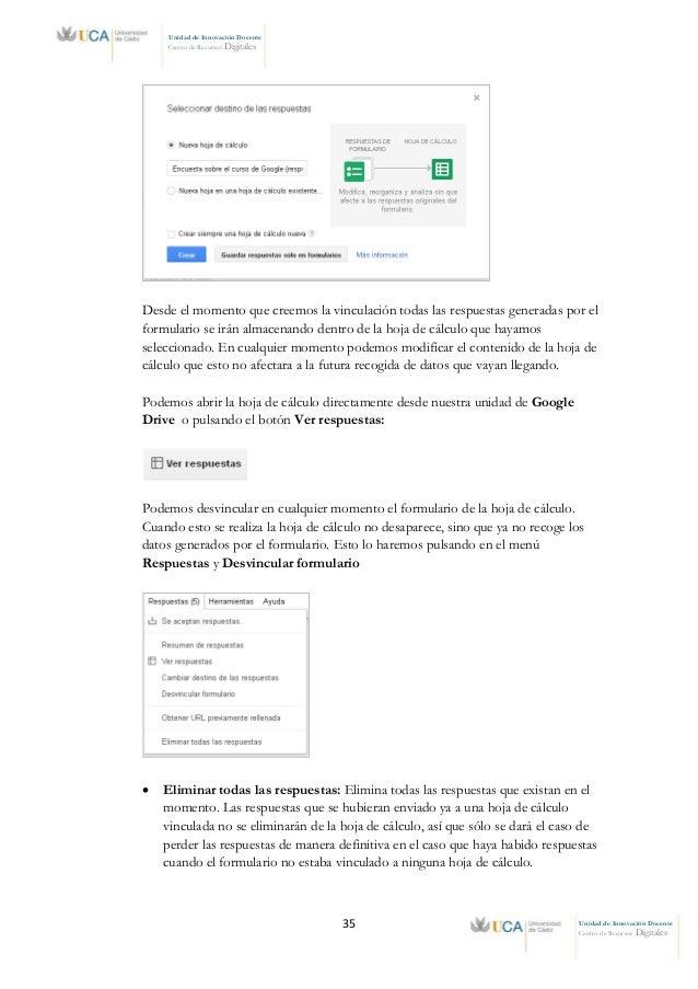 Formulario google