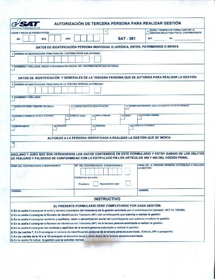 formulario sat 361 pdf