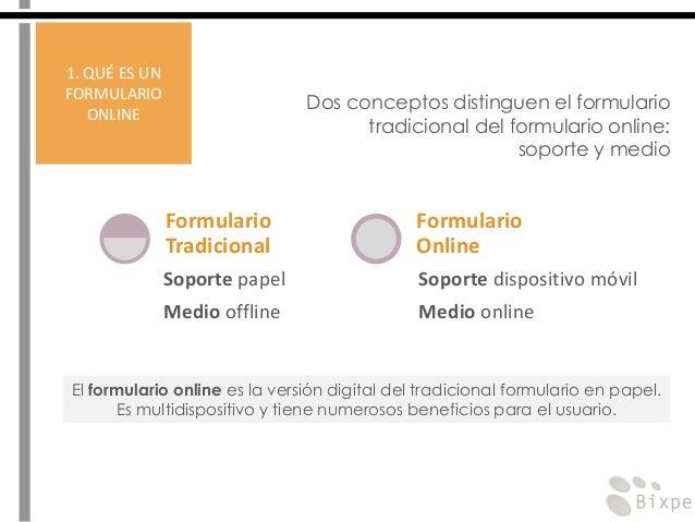 Formularios online para moviles Slide 3