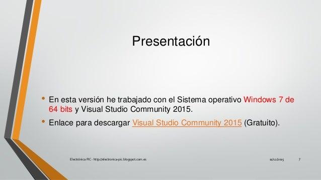 Formulario windows con visual c++