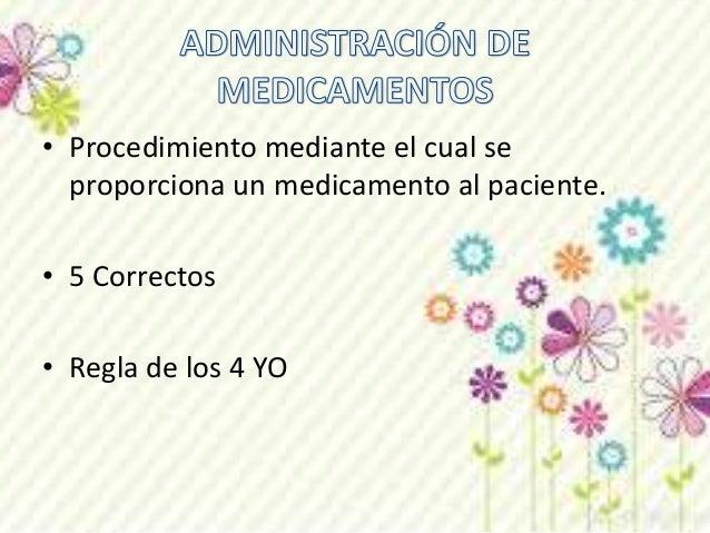 Formulas para aplicar dosis y dilucion de medicamentos Slide 2