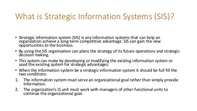 Formulating information system for large scale service firm