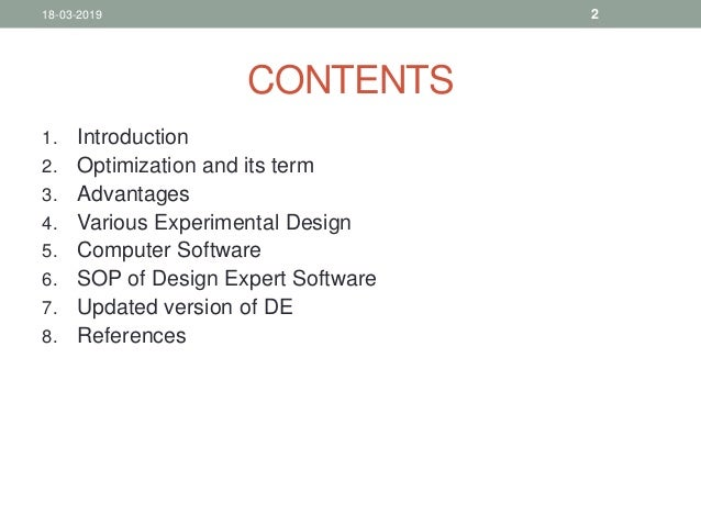 Formulation Data Analysis By Softwares Autosaved