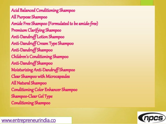 AcidBalanced Conditioning Shampoo All Purpose Shampoo Amide FreeShampoo(Formulatedto be amide-free) PremiumClarifyingShamp...