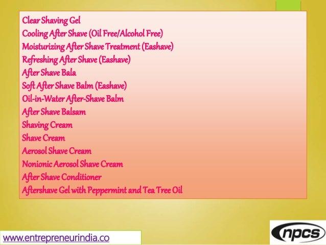 Clear Shaving Gel CoolingAfter Shave (OilFree/Alcohol Free) MoisturizingAfterShaveTreatment (Eashave) RefreshingAfter Shav...