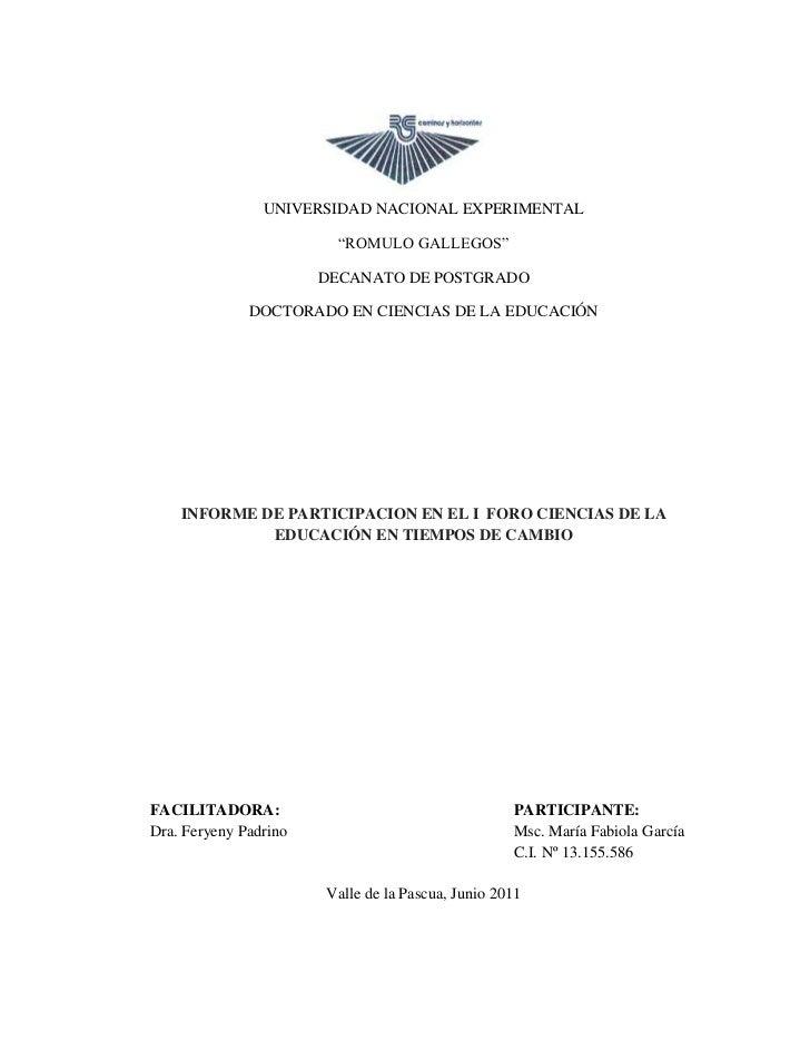 """1531795-56678<br />UNIVERSIDAD NACIONAL EXPERIMENTAL<br />""""ROMULO GALLEGOS""""<br />DECANATO DE POSTGRADO<br />DOCTORADO EN C..."""