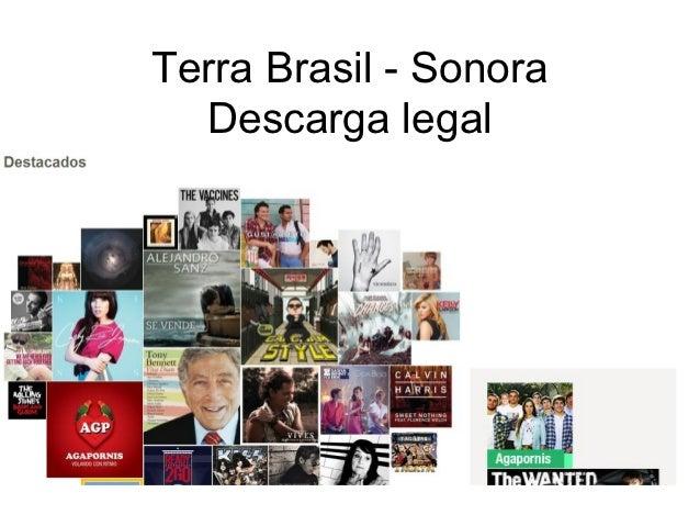 Terra Brasil - Sonora  Descarga legal
