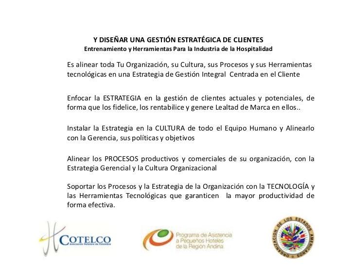 Foro andino cultura de hospitalidad nov 10 2011