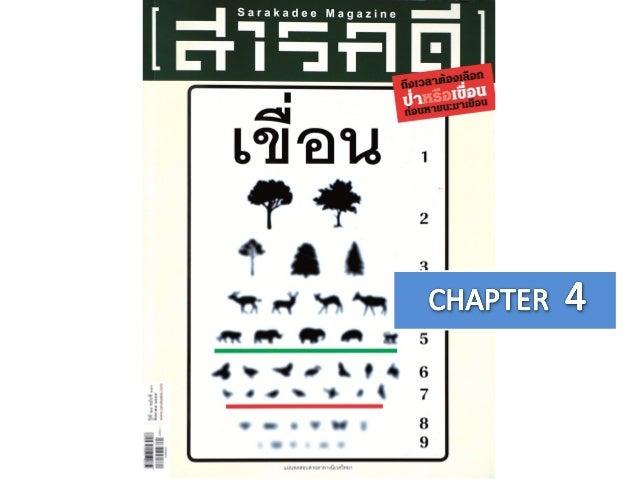 วิชาป่าหรือเขื่อน 101 บทสุดท้าย 4 มูลค่าของเขื่อน มูลค่าของป่า