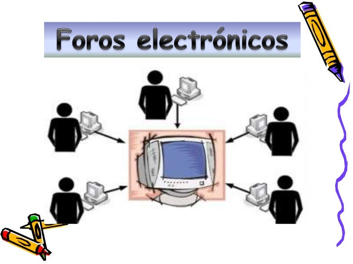 Foros electrónicos<br />