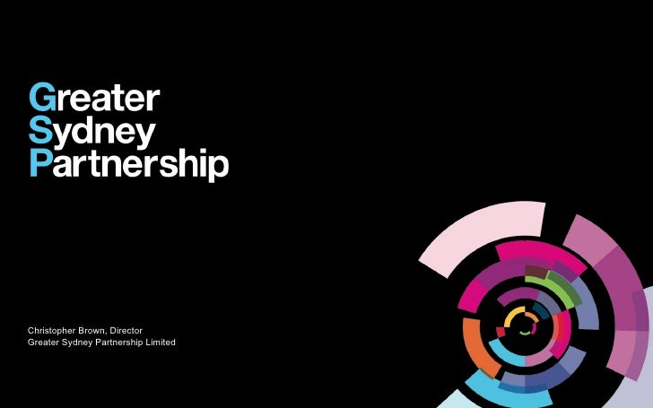 Launch, April 30<br />CarriageWorks, Everleigh<br />Peter Holmes à Court,<br />Chairman Greater Sydney Partnership Limited...