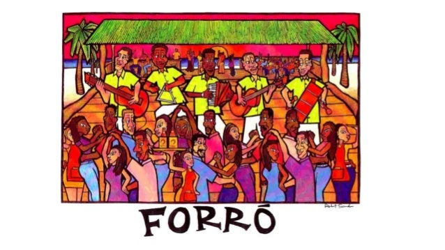 O forró e o samba, possuem as mesmas raízes, ou seja, ambos se originaram da mistura de influências africanas e européias....