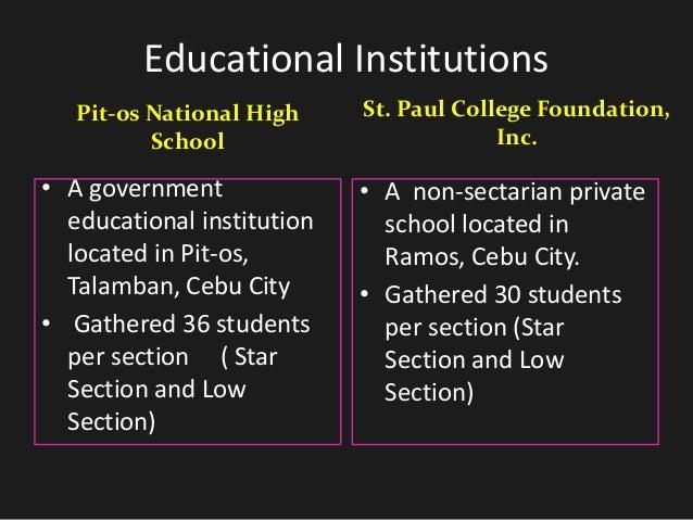School Health Services and Intervention Program sample Slide 2
