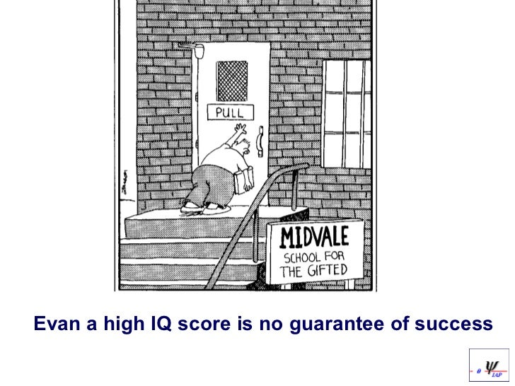 Forrest Gump and IQ Expectations