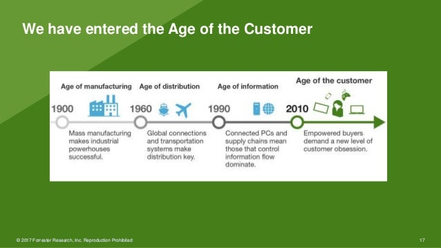 © 2017 Forrester Research, Inc. Reproduction Prohibited 17© 2017 Forrester Research, Inc. Reproduction Prohibited 17 We ha...