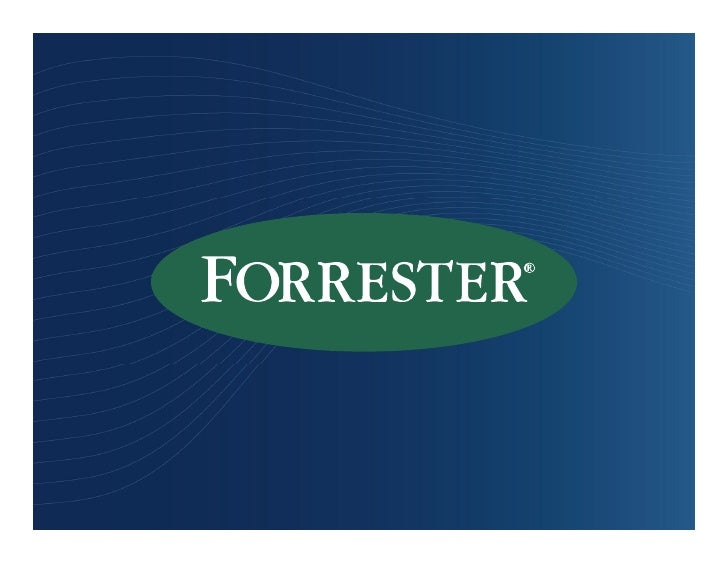 Forrester Social Recruiting Webcast