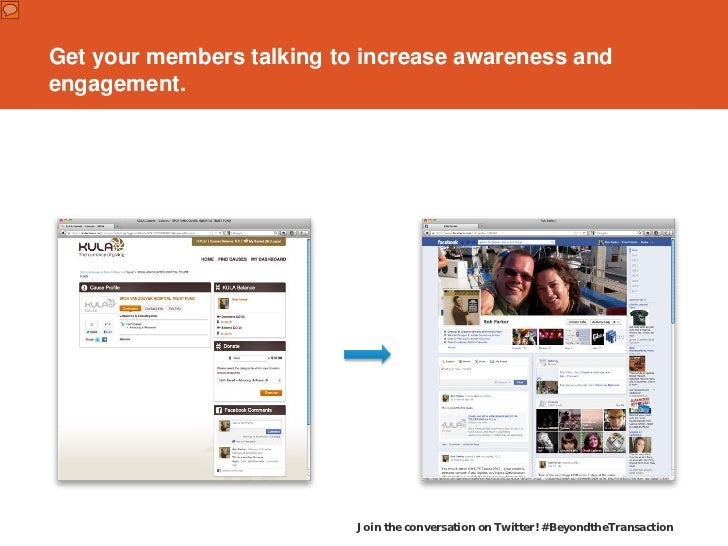 Get your members talking to increase awareness andengagement.                           Join the conversation on Twitter! ...