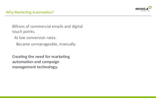 The Gaping Hole in B2B Marketing Automation Slide 2