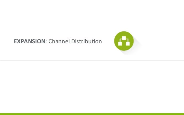Four  Components  of  Value    EXPANSION:  Channel  Distribu3on           Over  60,000  publishers ...