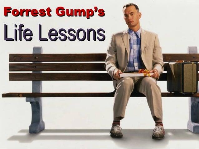 Forrest Gump'sForrest Gump's Life LessonsLife Lessons