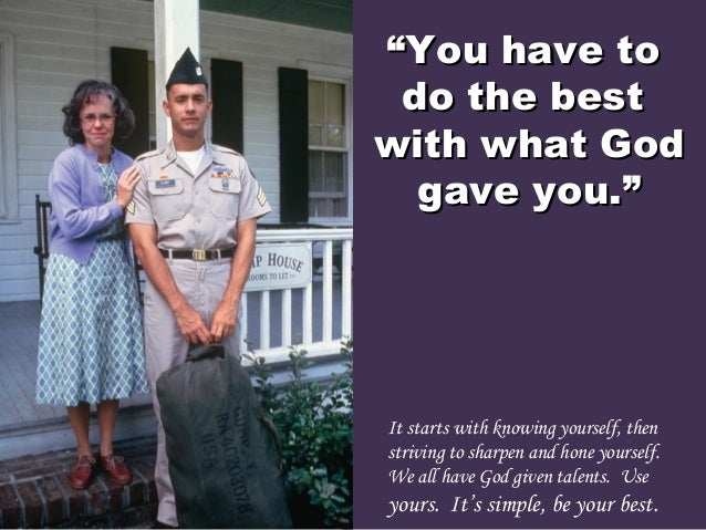Best Forrest Gump Quotes Quotes from Forrest Gump Best Forrest Gump Quotes