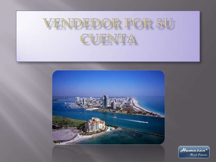 VENDEDORPOR SU CUENTA<br />