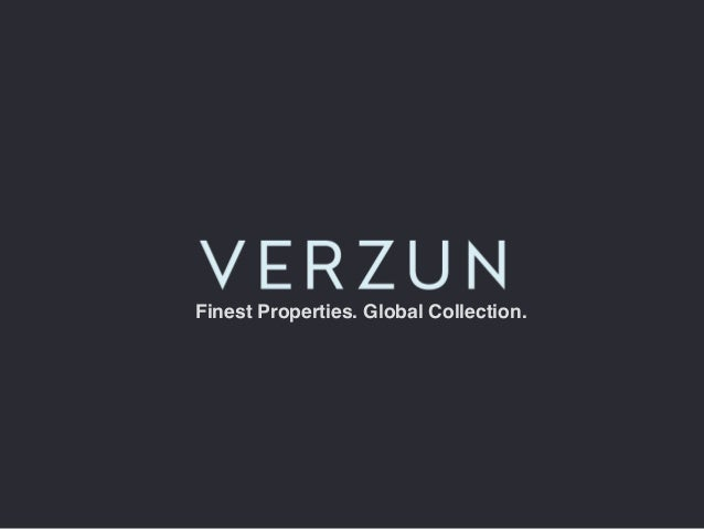Finest Properties. Global Collection.