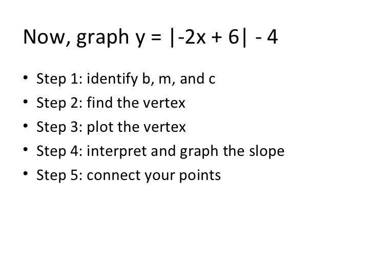 Graphing absolute value functions ccuart Image collections