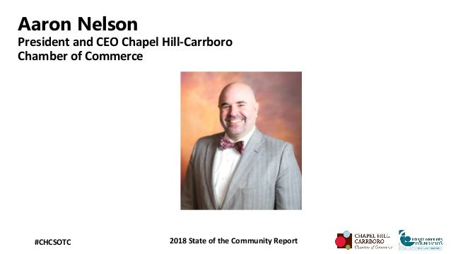 2018 State of the Community Report Presentation