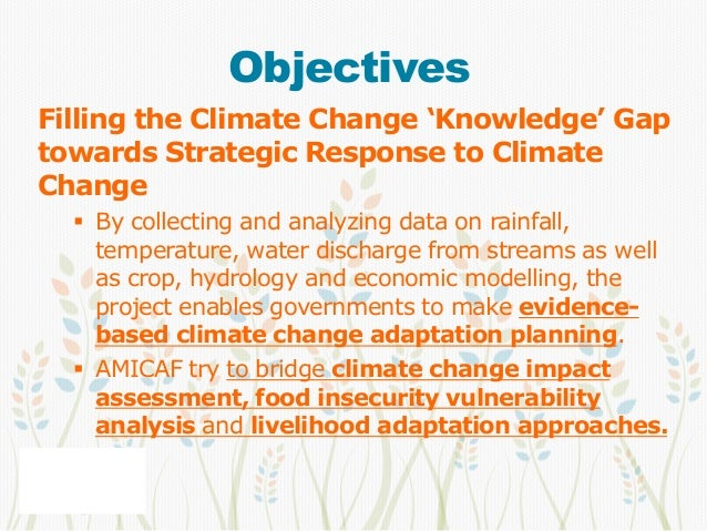 an analysis of the climate change and its effects Climate change and water resources in this project, the modelling tools focus to optimize the electricity generation in consideration of economic values, as well as analyzing climate change and its impact on.
