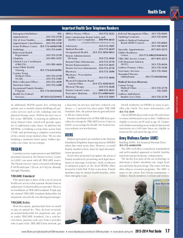 Fort Drum Post Guide 2014