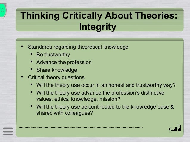 therapist and client relationship ethics critical thinking