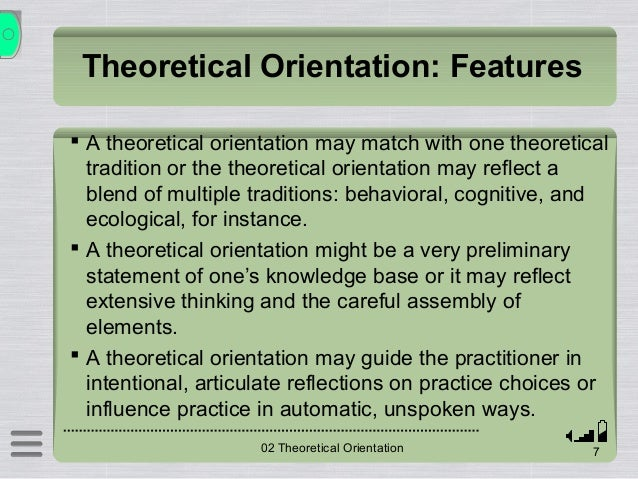 philosophical orientation One of the few journals in the world which is run entirely by and for graduate  no specific methodology or philosophical orientation is required in submissions.