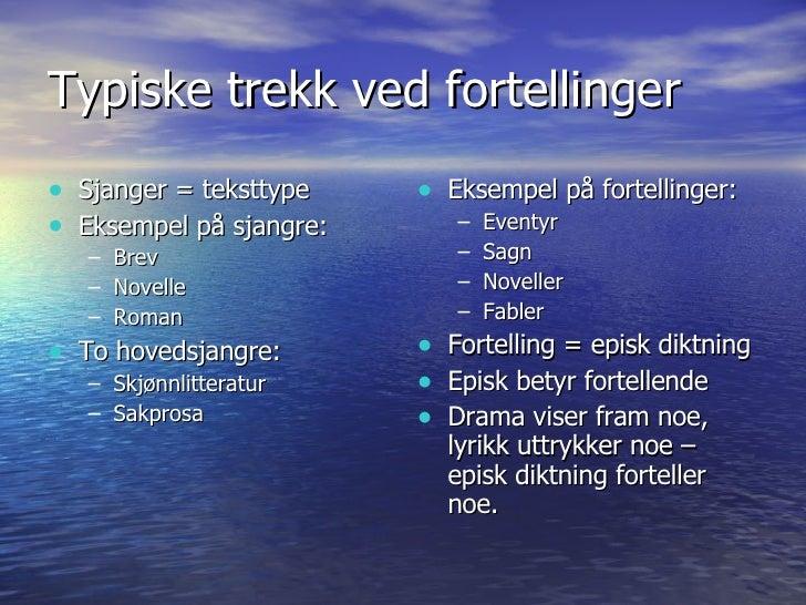 norsk novelle erotiske eventyr