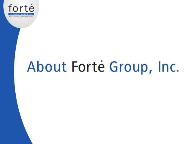Forte master presentation