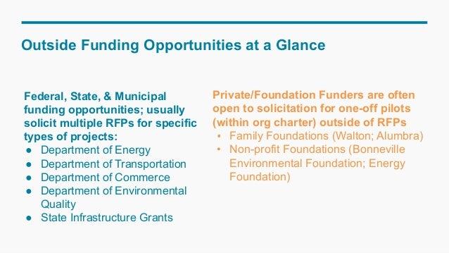 Transportation Electrification Funding Opportunities by Kelly Stevens and Sam Schanfarber Slide 3