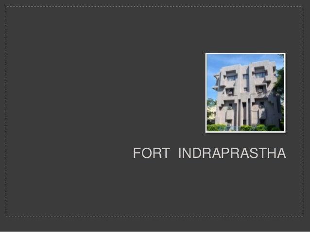 FORT INDRAPRASTHA