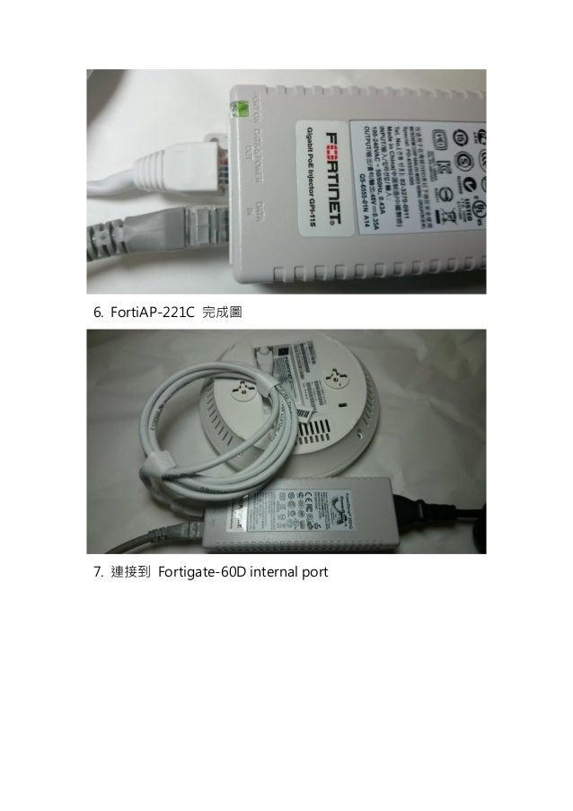 Fortigate Fg 60 manual