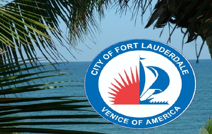 Fort Lauderdale is a city in the U.S. state of         Florida, on the Atlantic coast .   It is a principal city of the So...