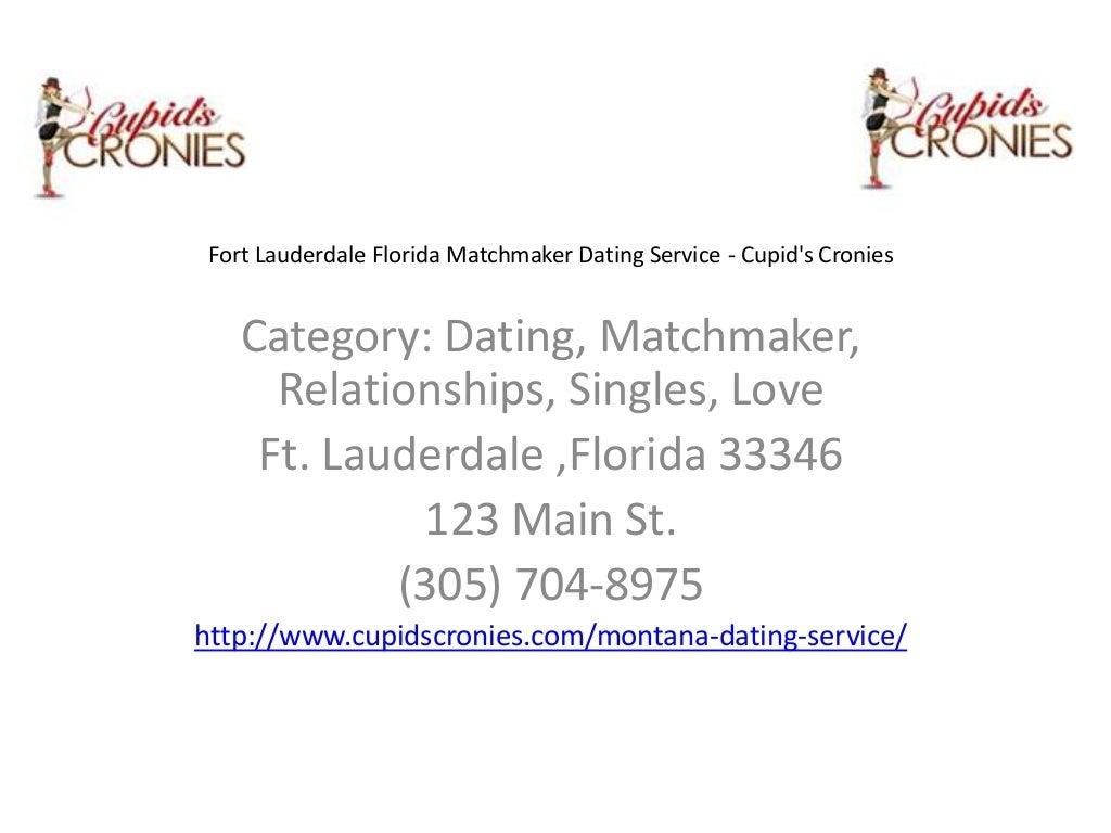 Fort lauderdale florida matchmaker dating service cupids