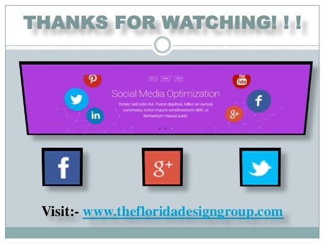 cb1adad1f598 THANKS FOR WATCHING! ! ! Visit - www.thefloridadesigngroup.com