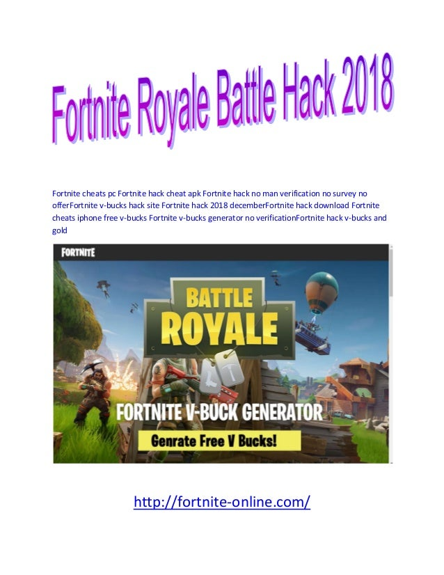 fortnite hack generator royale battle 2018