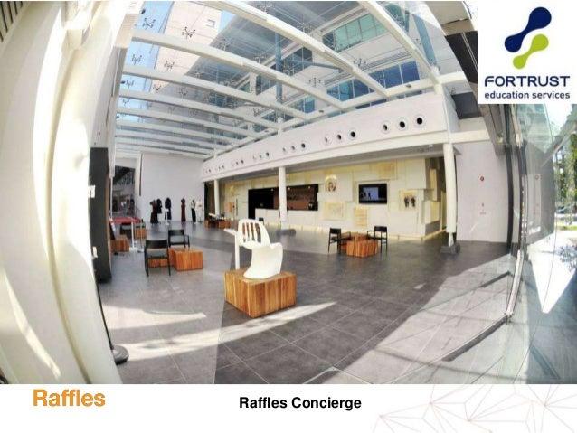 Raffles College Of Higher Eduaction Singapore
