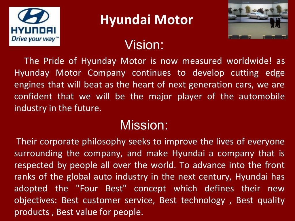 hyundai motor company human resource job design See who you know at hyundai motor company corporate culture, globalisation, supply chain management, human resources articles and jobs at hyundai motor.